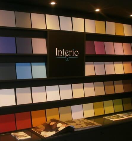 Interio Verf kleuren